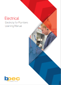 Electricity for Plumbers Manual | Learning for Life | BPEC